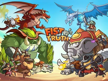 Fist of Truth – Magic Storm APK İndir