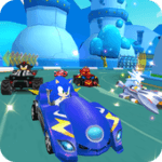 Super Sonic Kart Racing APK İndir